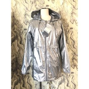 Columbia Jackets & Coats - NEW COLUMBIA MOSAIC AVENUE SILVER JACKET OMNI WIND
